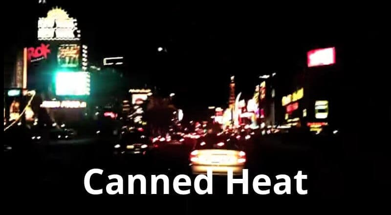 Canned Heat (Livemitschnitt Proberaum 2011)